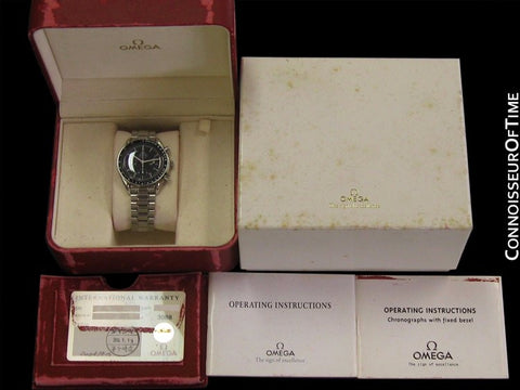 Omega Speedmaster Reduced Chronograph Watch, Automatic, 3510.50 - Stainless Steel