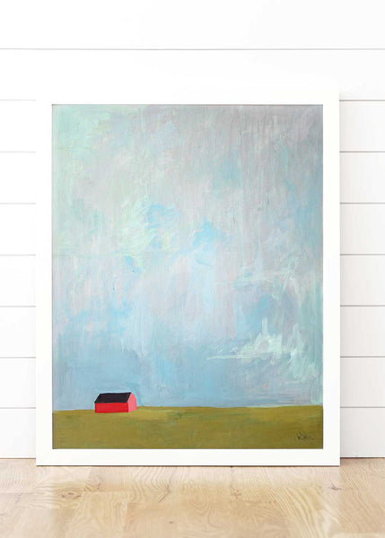 Modern Farmhouse digital download painting from The Fauxmartha