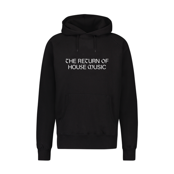 MOKSI RETURN OF HOUSE HOODIE