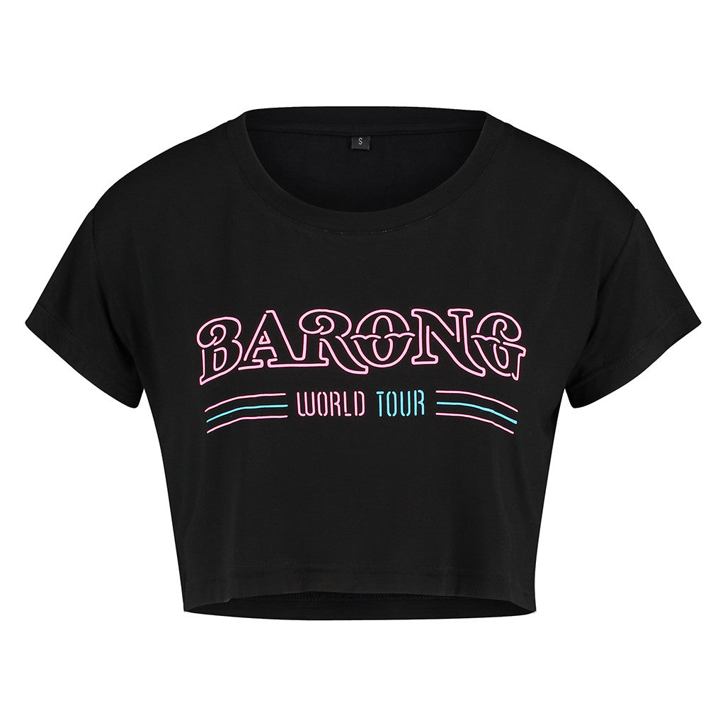 BARONG FAMILY WORLD TOUR CROPTOP
