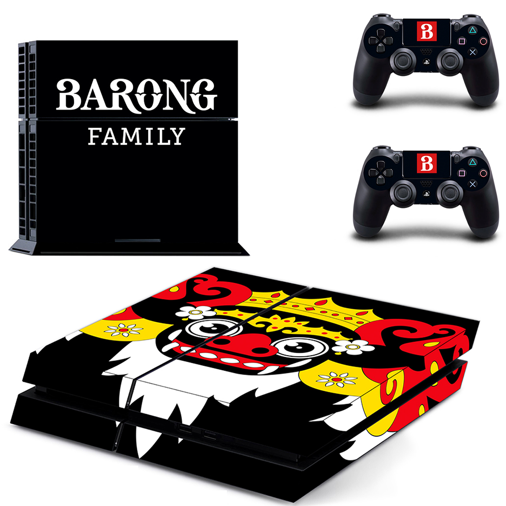 BARONG FAMILY CONSOLE SKIN
