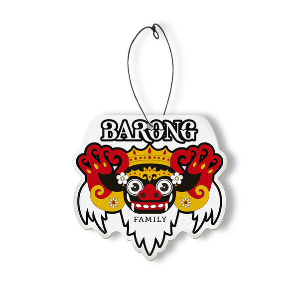 BARONG FAMILY CAR AIR FRESHENER