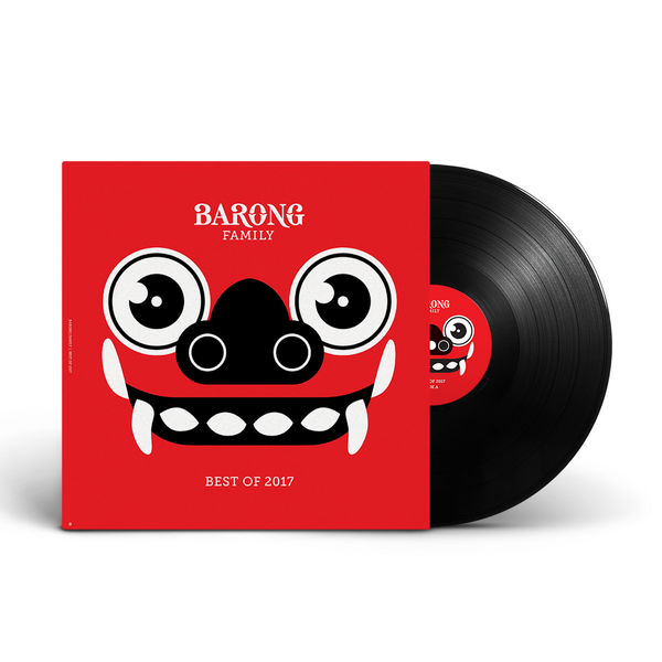 BARONG FAMILY BEST OF 2017 VINYL