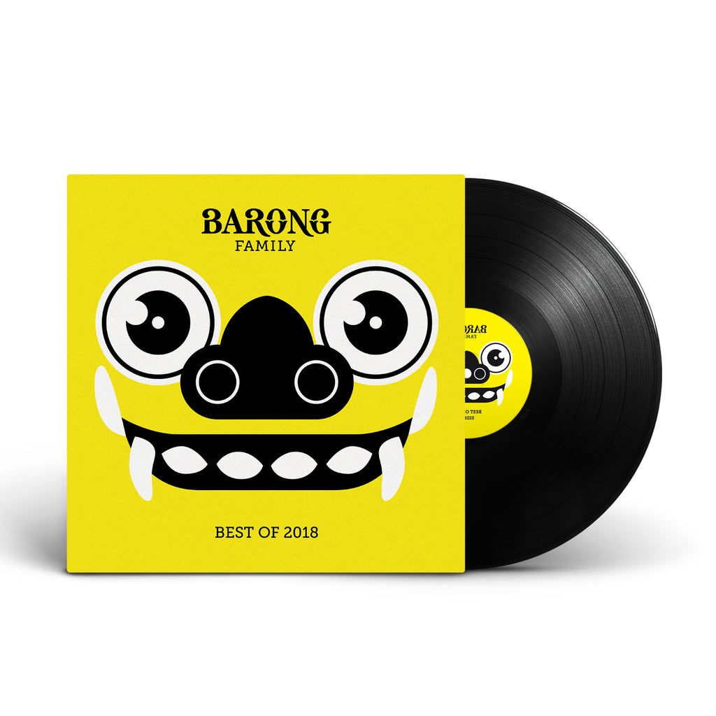 BARONG FAMILY BEST OF 2018 (VINYL)