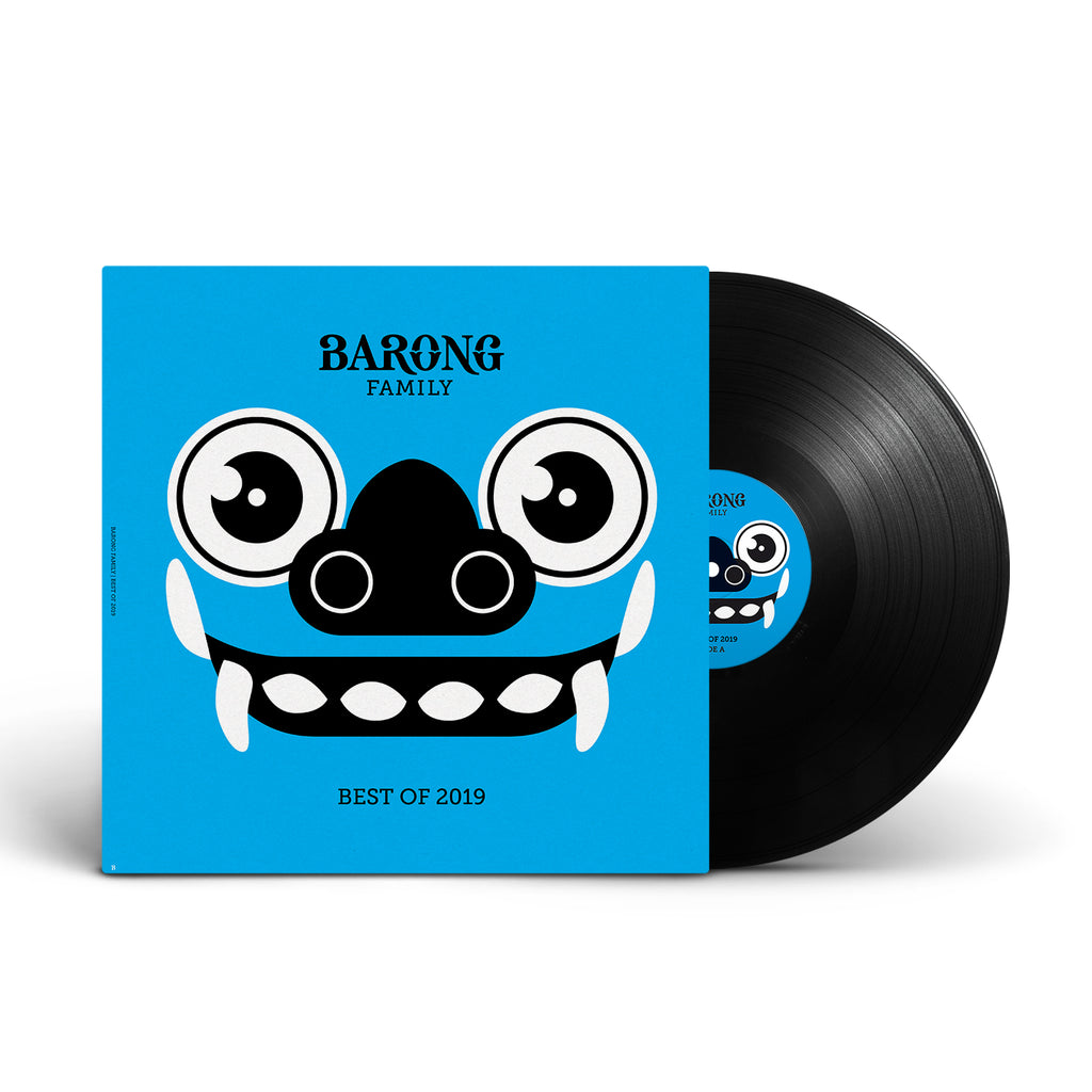 BARONG FAMILY BEST OF 2019 VINYL