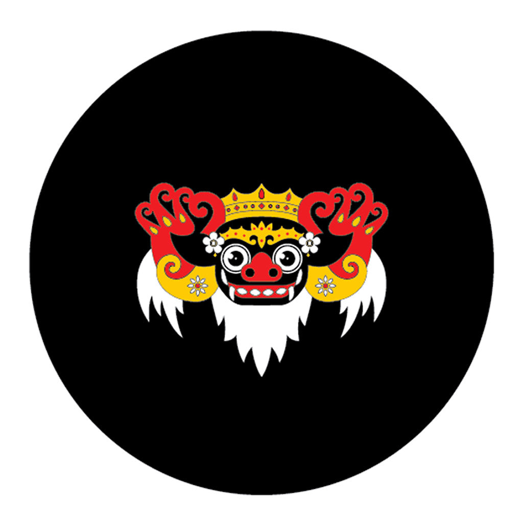 BARONG FAMILY GLOWING MACBOOK DECAL