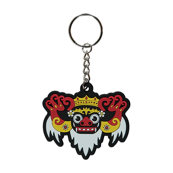 BARONG FAMILY RUBBER KEYCHAIN