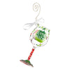 Lolita Mini Wine Ornament Dreaming of a Wine Christmas
