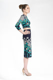 FLORAL STEM TWO-PIECE COORDINATE