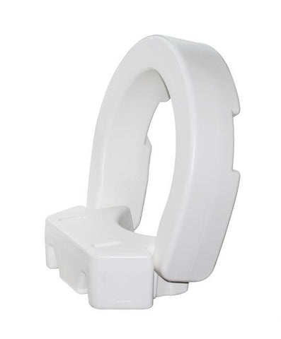 Flip-Up Round Shape Toilet Seat Adapter