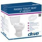 Basic Raised Toilet Seat