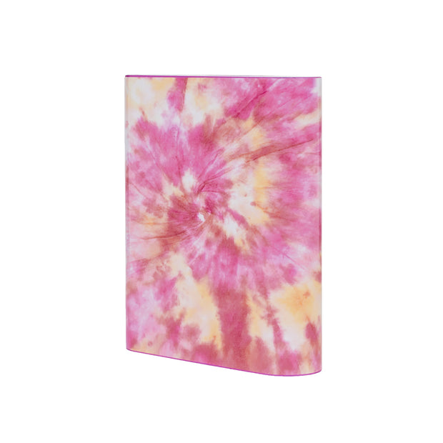 Pink Tie Dye Phone Charger