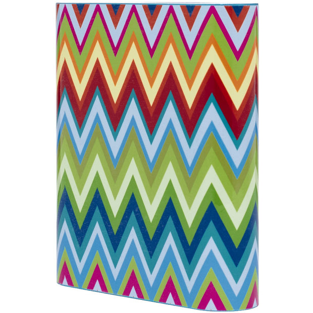 Fiesta Chevron Power Bank - Classy Chargers