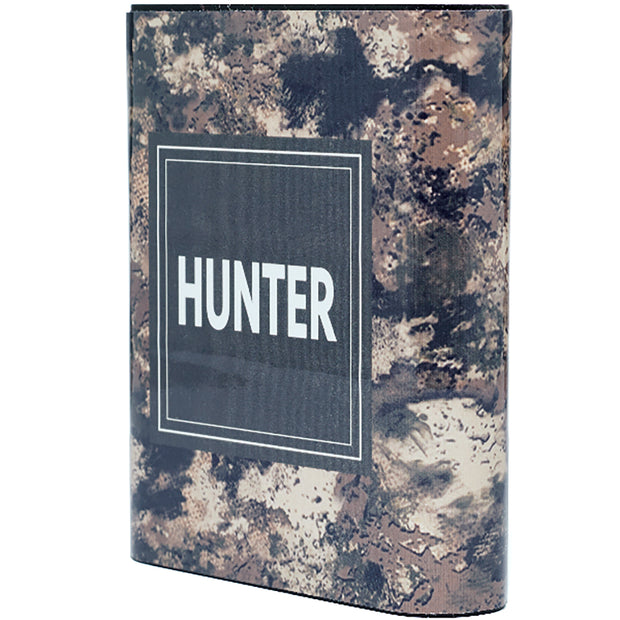 Monogram Camo Brown Power Bank - Classy Chargers