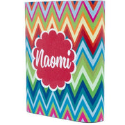 Monogram Fiesta Chevron Power Bank