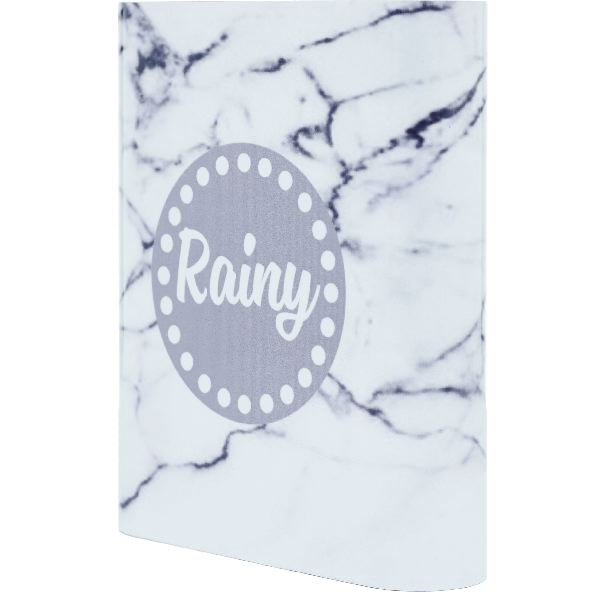 Monogram Marble Power Bank - Classy Chargers