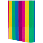 Rainbow Stripe Power Bank - Classy Chargers
