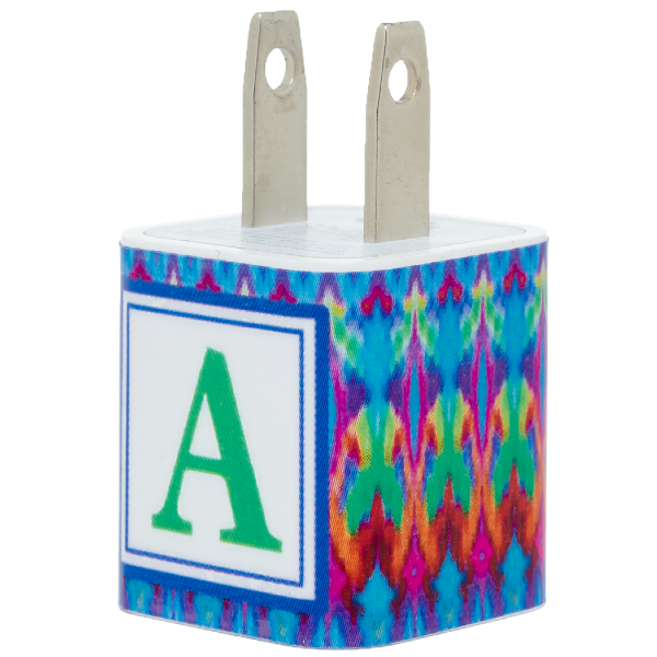 iKat Blend Single Letter Phone Charger - Classy Chargers