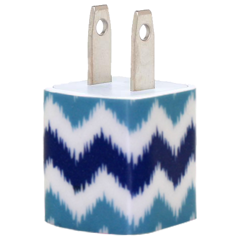 iKat Chevron Phone Charger - Classy Chargers