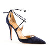 Aquazzura 'Matilde' Suede Pointed Toe Pumps