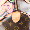 Louis Vuitton Limited Edition Steven Sprouse 'Rose' Speedy 30