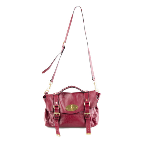 Mulberry 'Alexa' Top Handle and Crossbody Bag