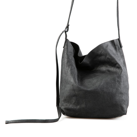 Ann Demeulemeester 'Wodan' Leather Crossbody Bag