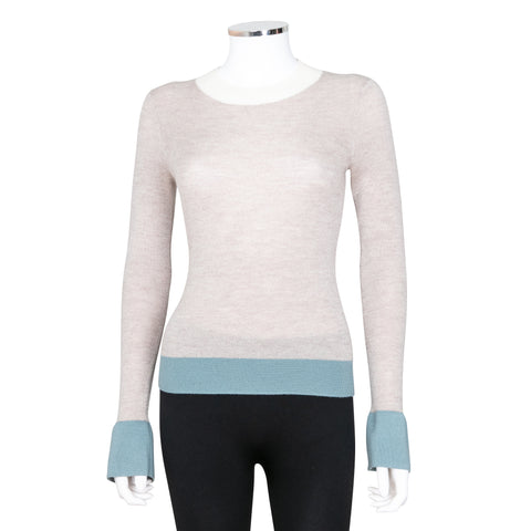 See by Chloe Wool Knit Sweater