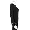 Gucci Black Thin Knit Sweater