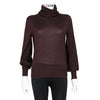Chloe Turtleneck Knit Sweater