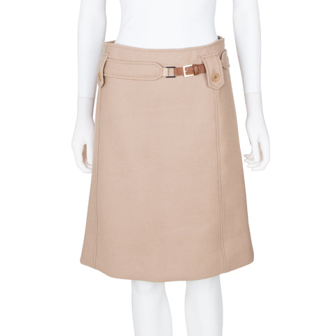 Max Mara Wool Pencil Skirt
