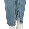 Dolce & Gabbana Skinny Denim Jeans with Zipper Detail