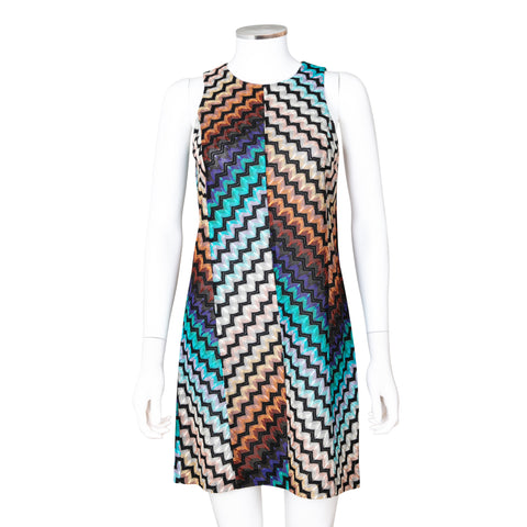 Missoni Multi-Colour Mini Dress