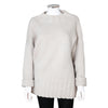 The Row 'Meme' Cashmere Blend Oversized Knit Sweater