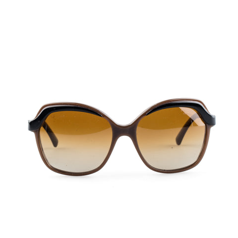 Chanel 5228 Oversized Plastic Sunglasses