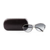 Louis Vuitton 'Mimosa' Z0379U Metal Oversized Sunglasses