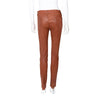 Rag & Bone Leather Pants with Faux Pocket Detail