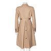 Burberry Prorsum Double Breasted Cashmere Coat