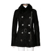 Burberry Brit Shearling and Fur Jacket