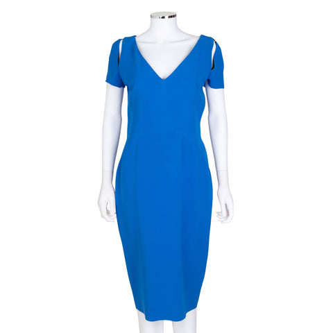 Victoria Beckham 'Dress No. 228' Short Sleeve Dress