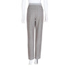 Brunello Cucinelli Straight Leg Plaid Pants