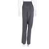 Brunello Cucinelli Silk Straight Leg Pants