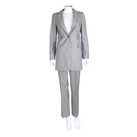 Akris Blazer and Pant Set