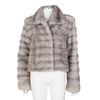 IZMA Fur Jacket