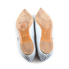 Tabitha Simmons 'Heart' Shaped Pointed-Toe Flats