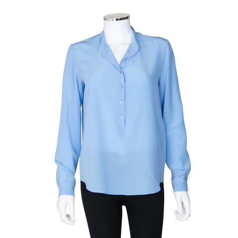 Stella McCartney Long Sleeve Button Up Blouse