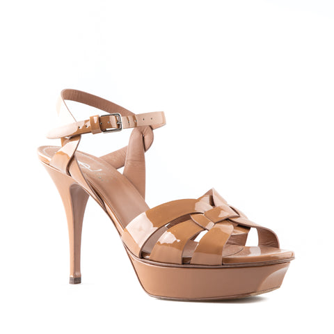 Yves Saint Laurent 'Tribute' Platform Sandals