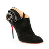 Christian Louboutin 'Mrs. Baba' Suede Ankle Boots