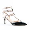 Valentino Patent Leather Rockstud Stiletto Pumps