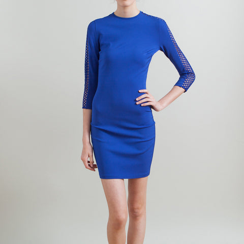 Stella McCartney Fitted Dress with Arm Detail